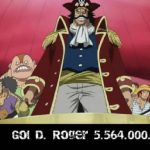 Top 30 recompensas One Piece