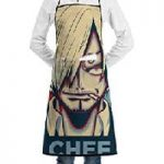 Delantal Chef Sanji