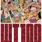 One Piece celebra el capítulo 1000